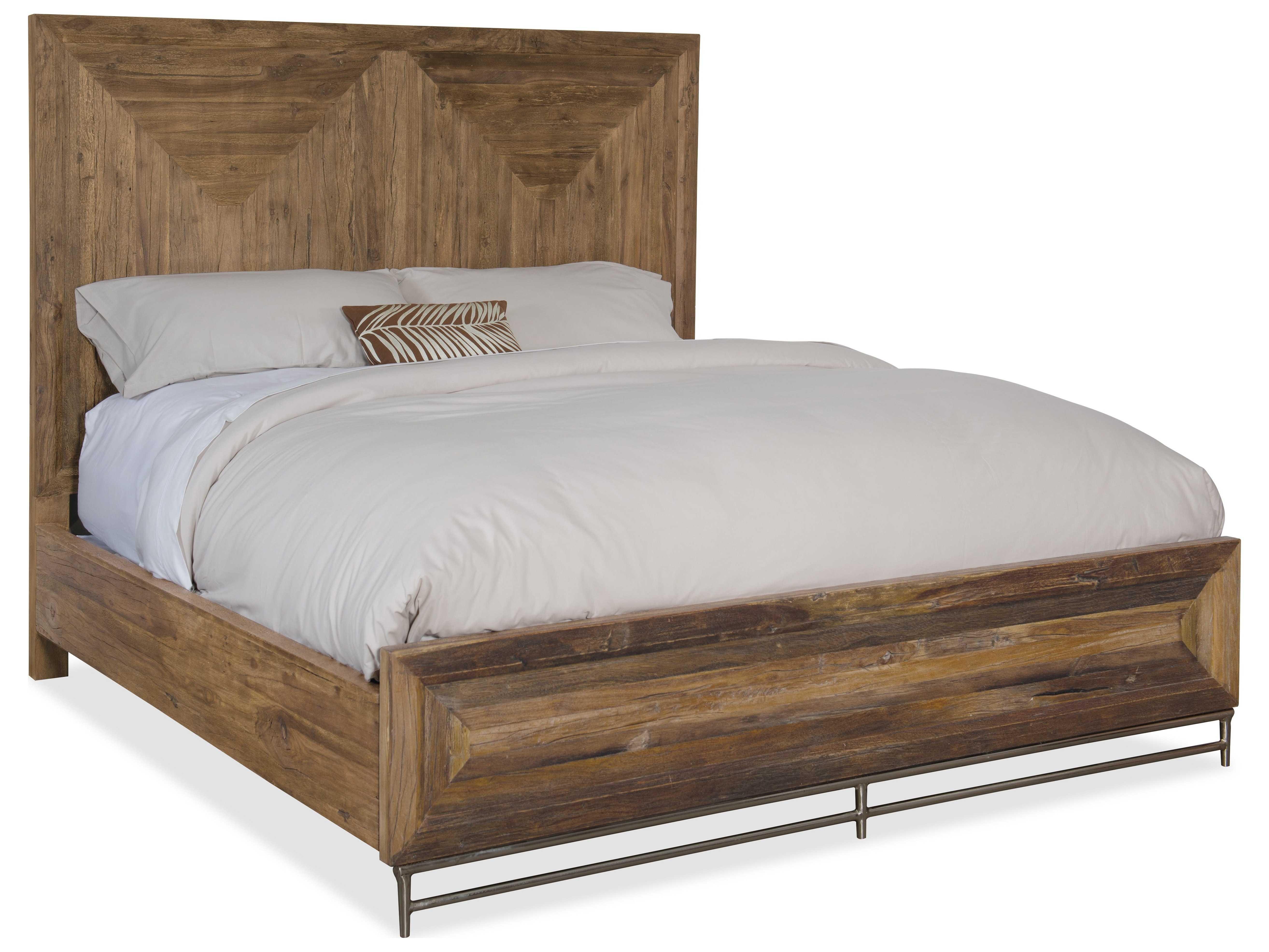 Hooker Furniture L39usine Medium Wood California King Size
