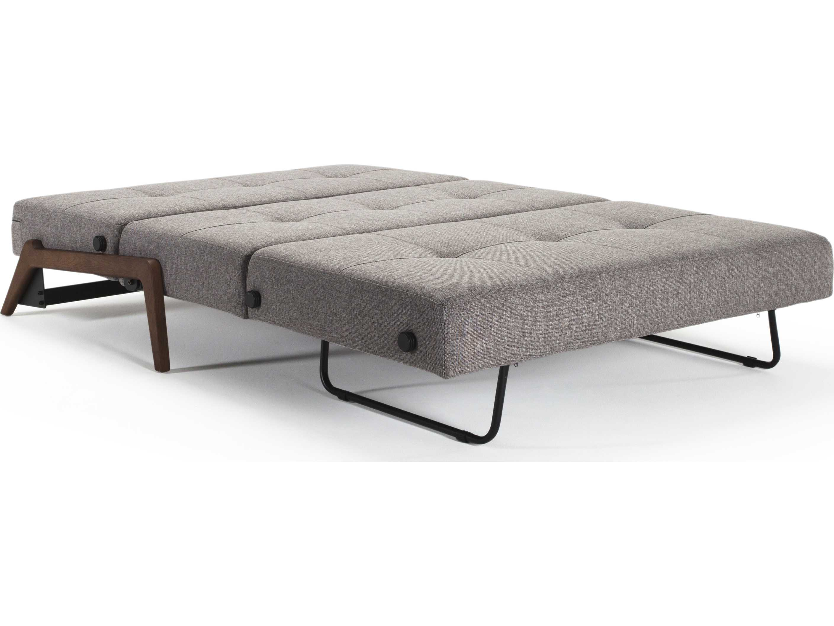 Queen Sofa Bed Ottoman Innovation Cubed Walnut Legs Queen Size Sofa Bed