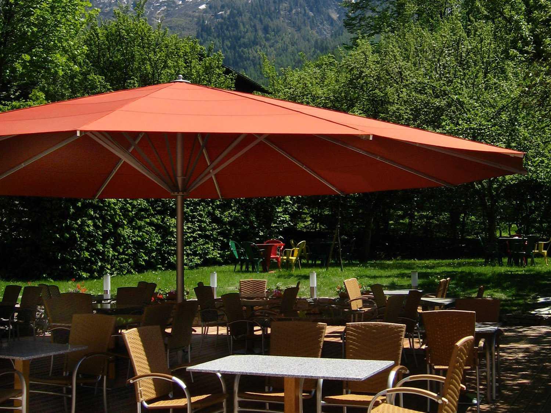 Luxury Umbrellas May Albatros Round Customizable Umbrella