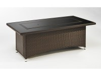 Outdoor GreatRoom Montego 59.75 x 30 Rectangular Crystal ...