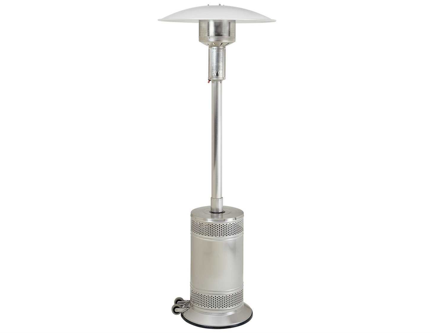 Patio Comfort Stainless Steel Infrared Propane Heater Pc02ss