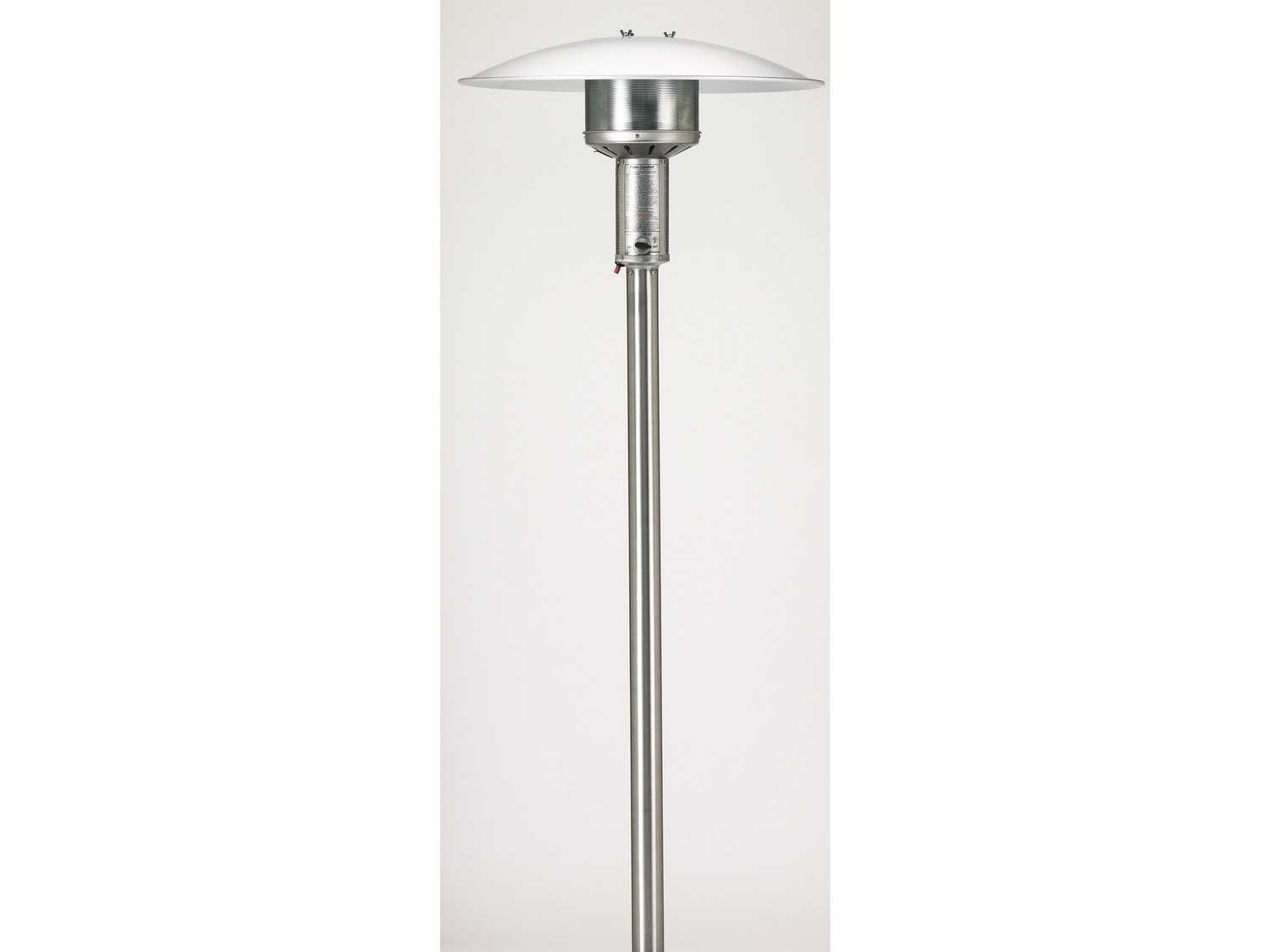 Patio Comfort Stainless Steel Permanent Natural Gas Heater