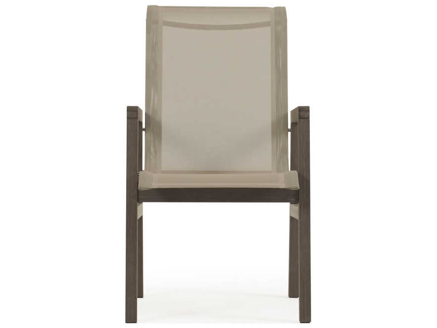 Palm Springs Rattan 5200 Series Sling Dining Chair 5230