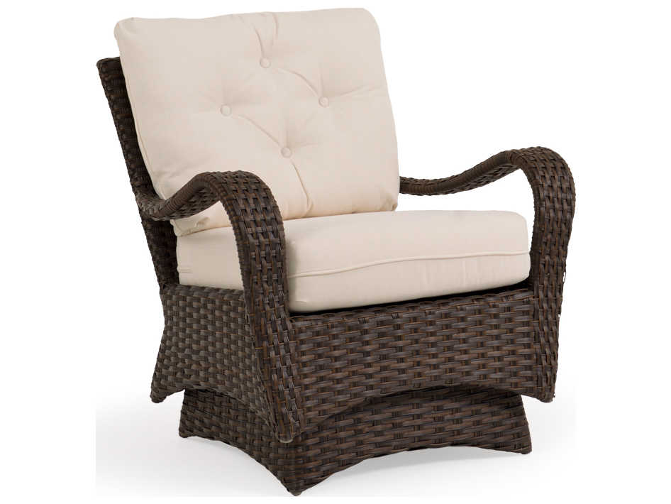 Palm Springs Rattan 6000 Series Deep Seating Spring Chair