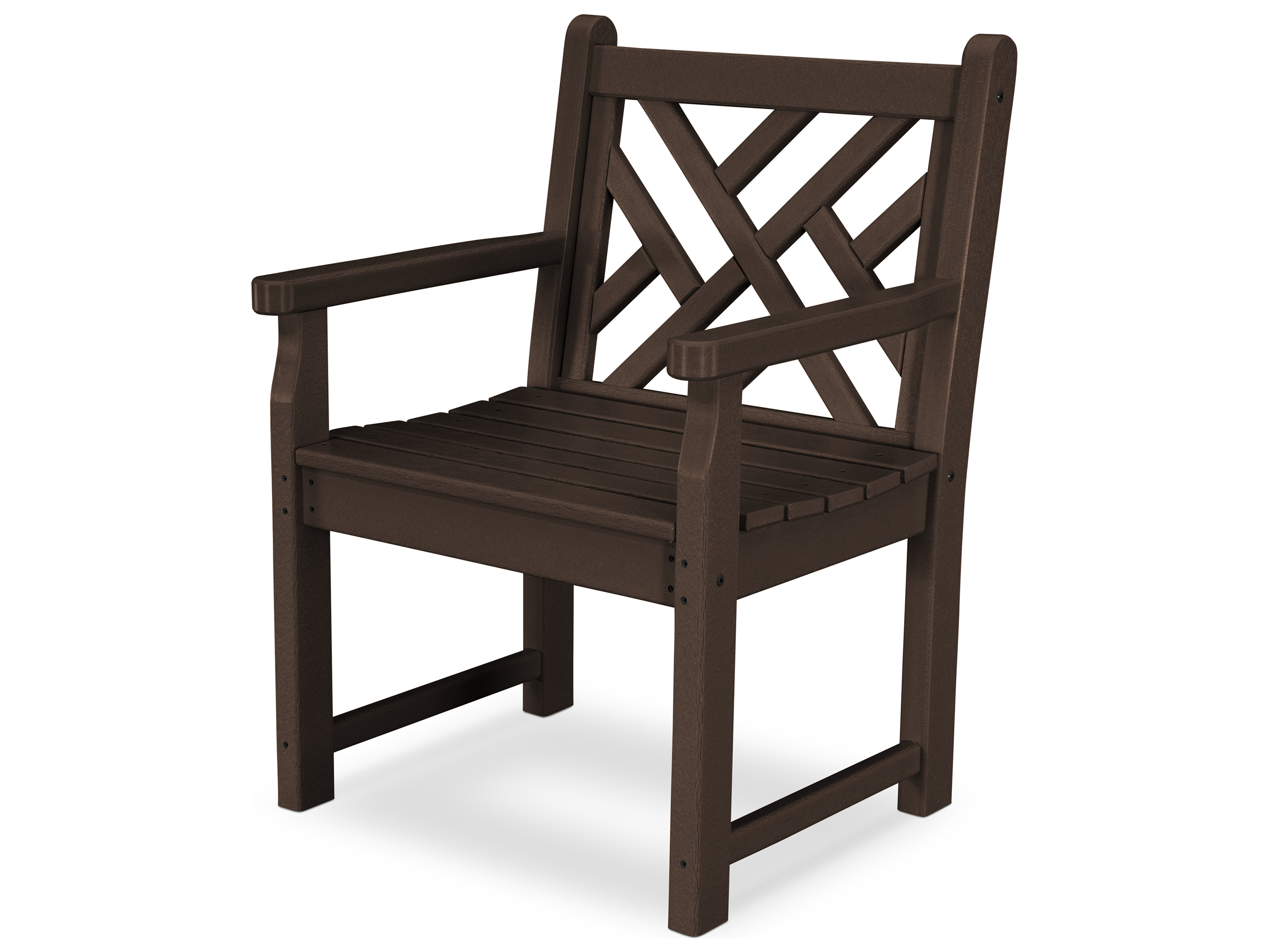 Polywoodr Chippendale Recycled Plastic Lounge Chair Cdb24