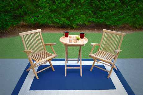 Tortuga Outdoor Marquesas Wicker 4 Piece Dining Set Mqs 5pc
