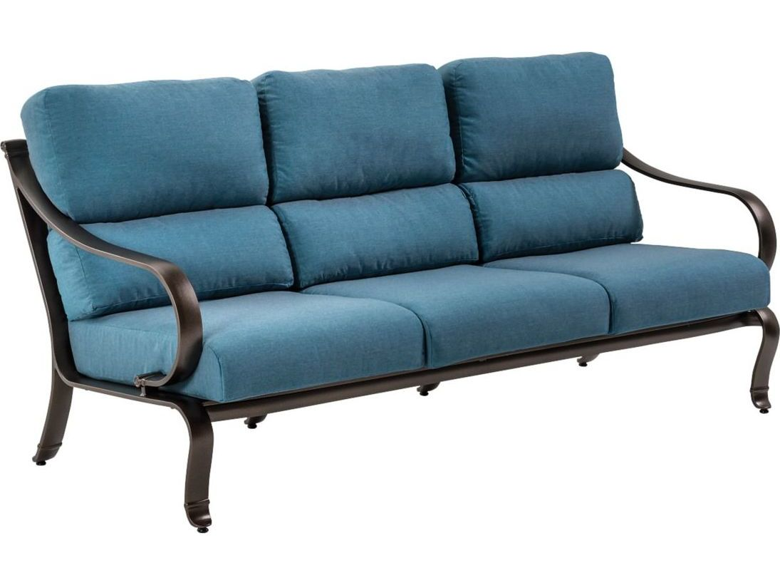 Patio Torino Tropitone Torino Cushion Aluminum Sofa 141621
