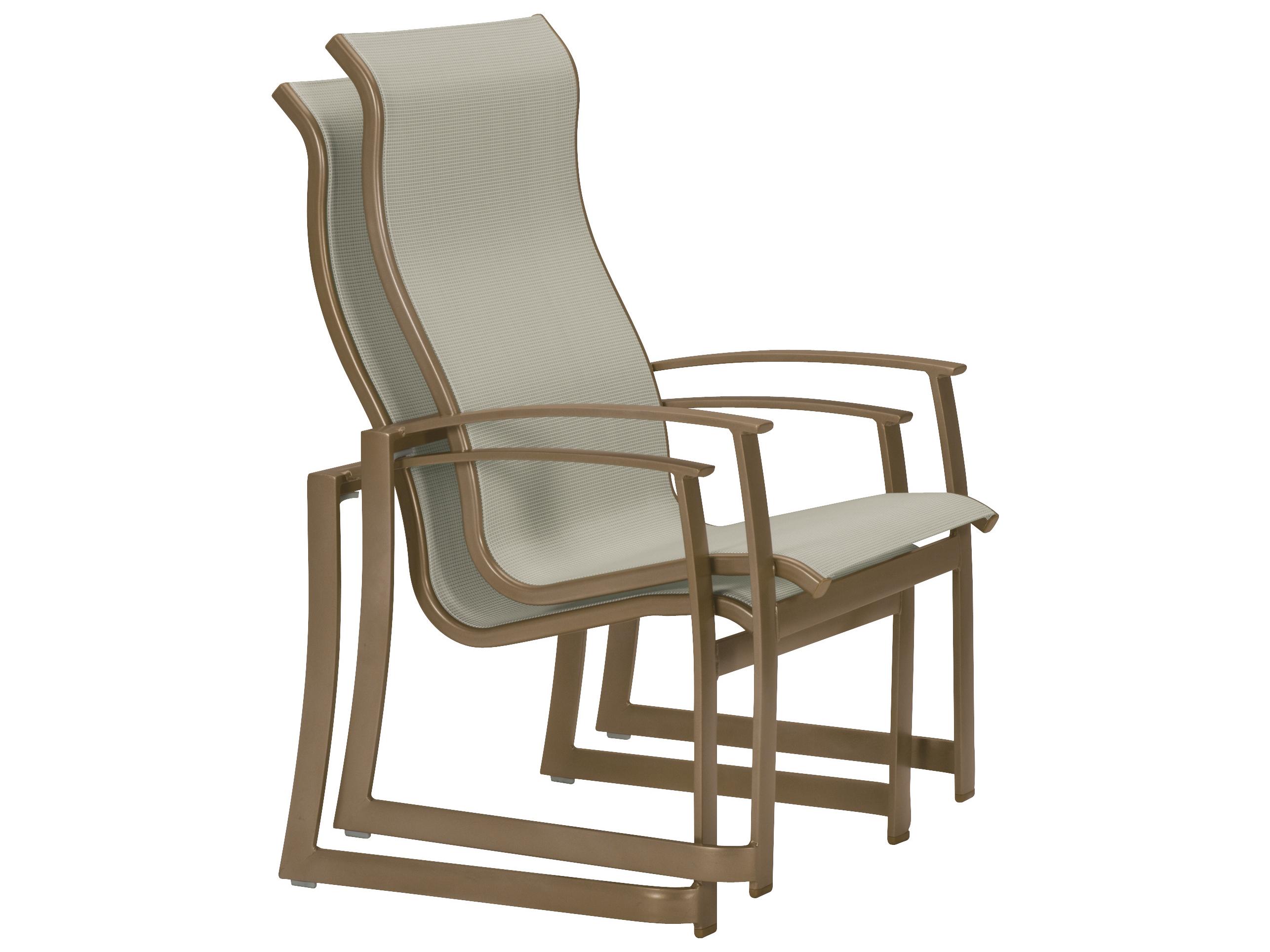 Tropitone Mainsail Sling Dining Chairs 181001