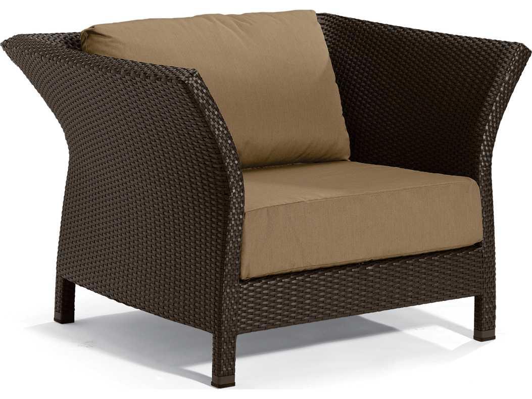 Tropitone Evo Woven Replacement Cushion Lounge Chair