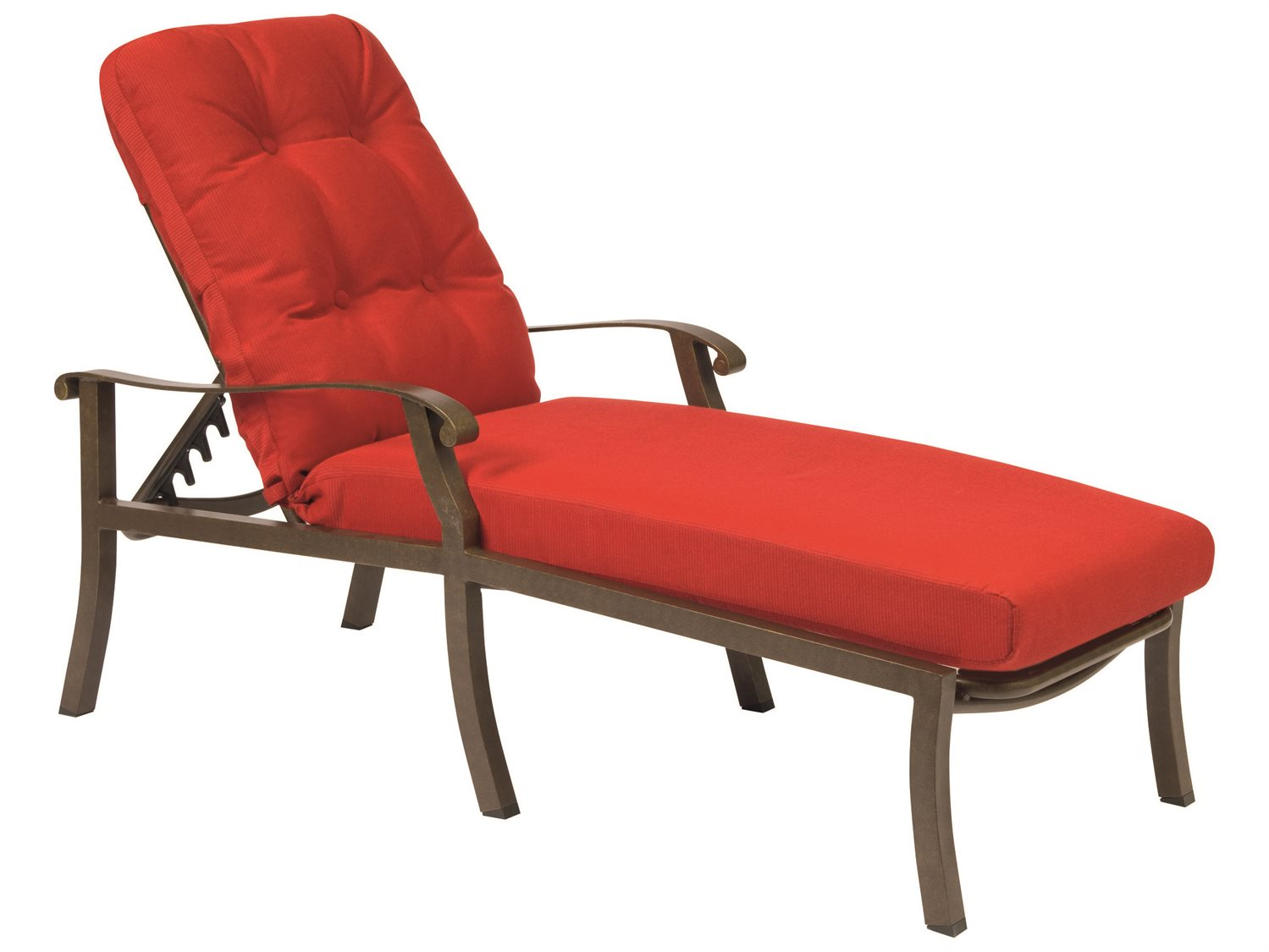 Woodard Cortland Adjustable Chaise Lounge Replacement