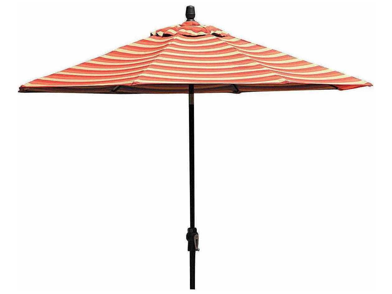Winston 7539 Aluminum Manual Tilt Umbrella With Long