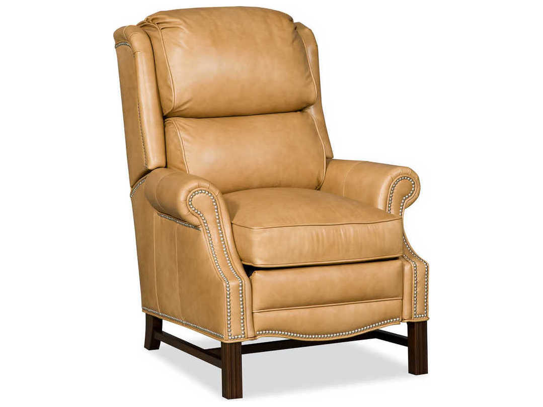 Bradington Young Alta Taupe New Classiques Pushback Recliner Chair Brdbyx410498000783ncgm