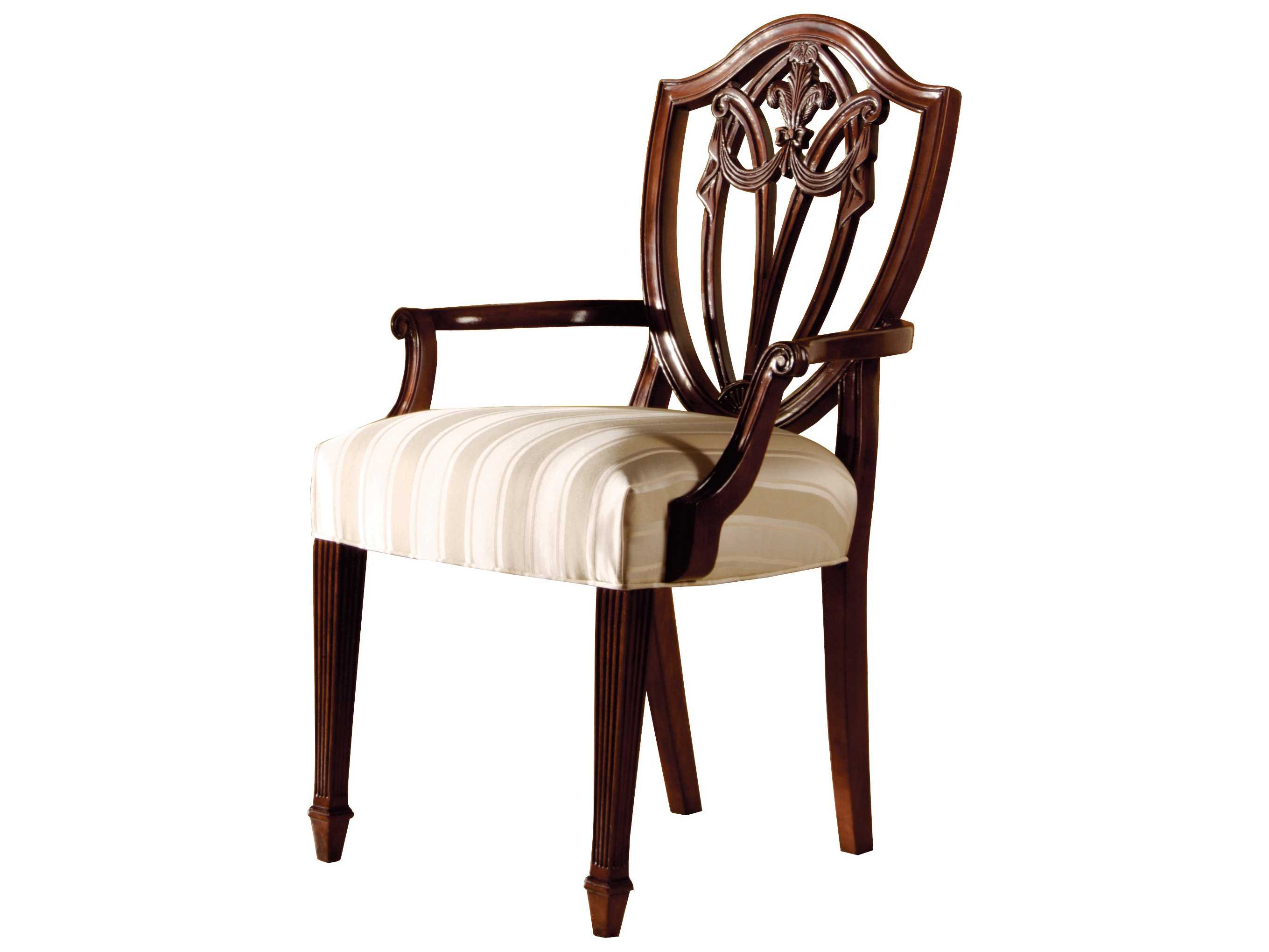 Accent Arm Chairs Hekman Copley Place Accent Arm Chair