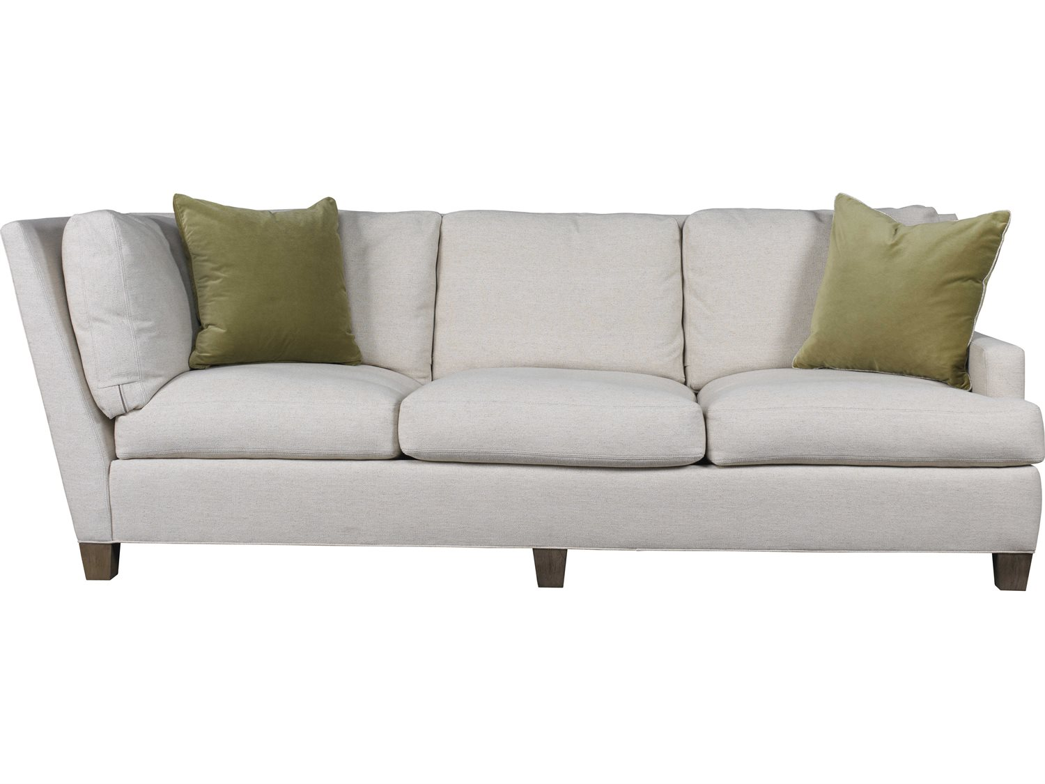 Lillian August Upholstery Right Arm Corner Sofa Couch Lnala9102rn