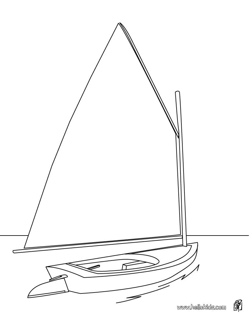 √ malvorlagen segelboote ausdrucken  ausmalbilder