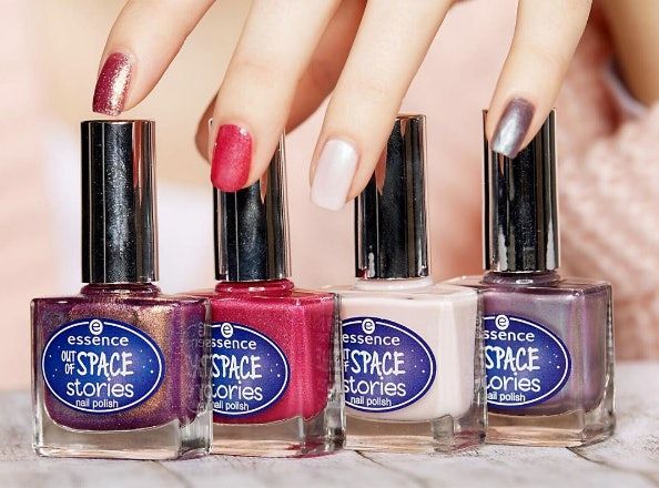 What39s In Essence Cosmetic39s Out Of Space Stories Nail