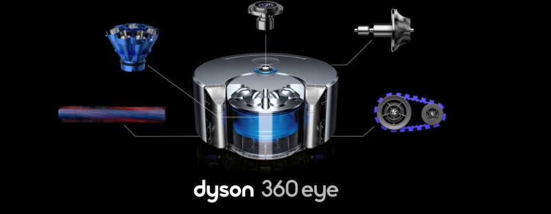 The Dyson Quot360 Eyequot Robot Vacuum Is Well The Cadillac Of