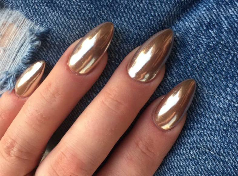 How To Get Chrome Nails So You Can Have The Most Ba