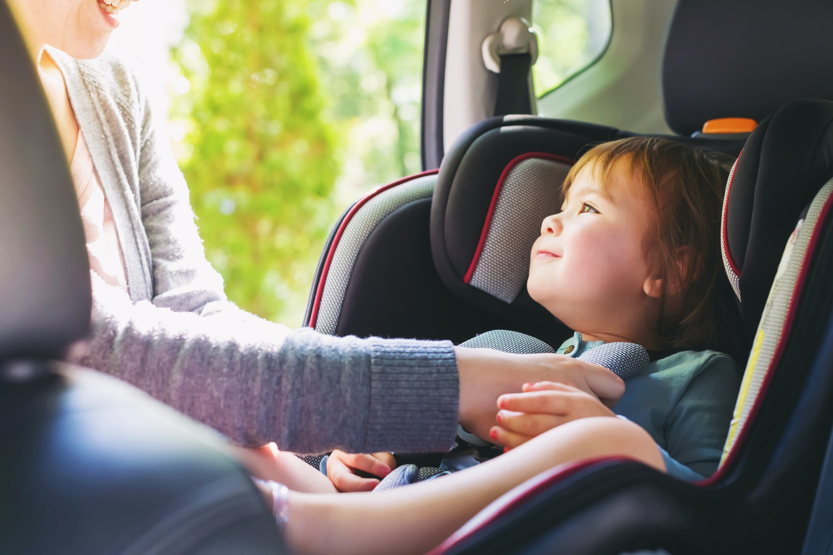 Rear Facing Car Seat Law Nj This Is What Happens In A Collision When A Toddler Rides