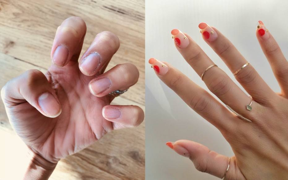 Classic Gel Nail Without Colors T