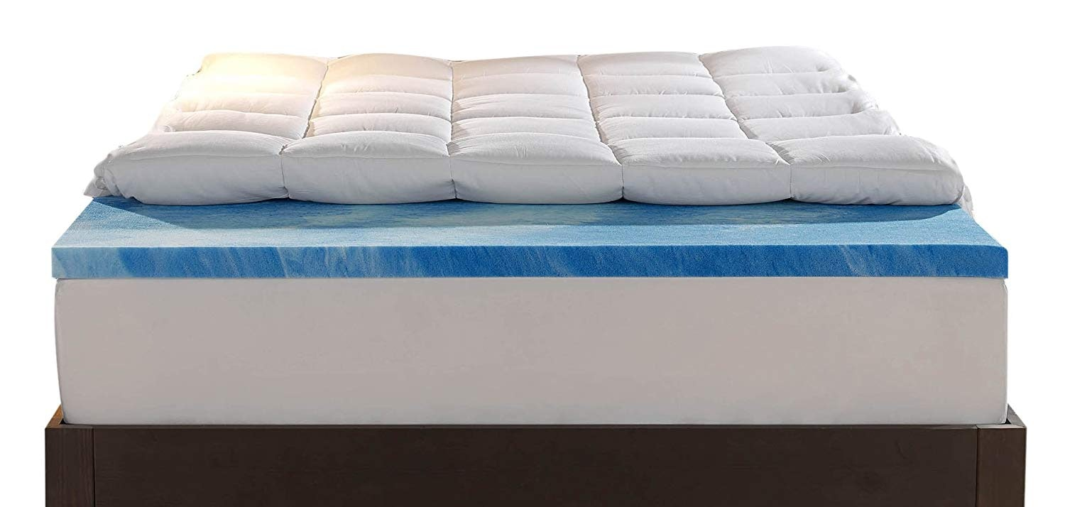 Extra Firm Mattress Topper The 5 Best Firm Mattress Toppers