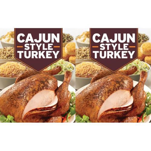 Medium Crop Of Popeyes Cajun Turkey