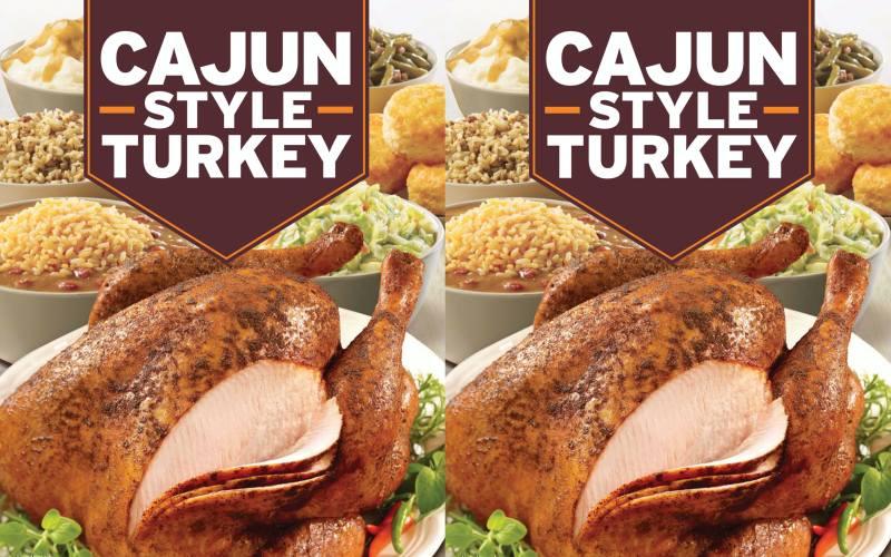 Large Of Popeyes Cajun Turkey