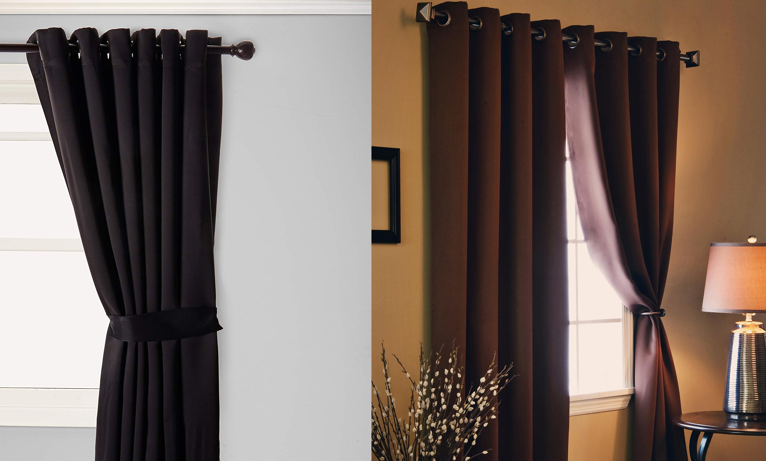 Curtain Insulation Fabric The 3 Best Thermal Curtains To Keep Heat Out
