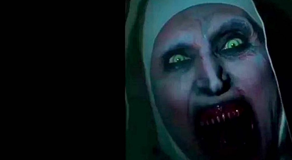 This Ad For 'The Nun' Is So Scary, YouTube Had To Remove It