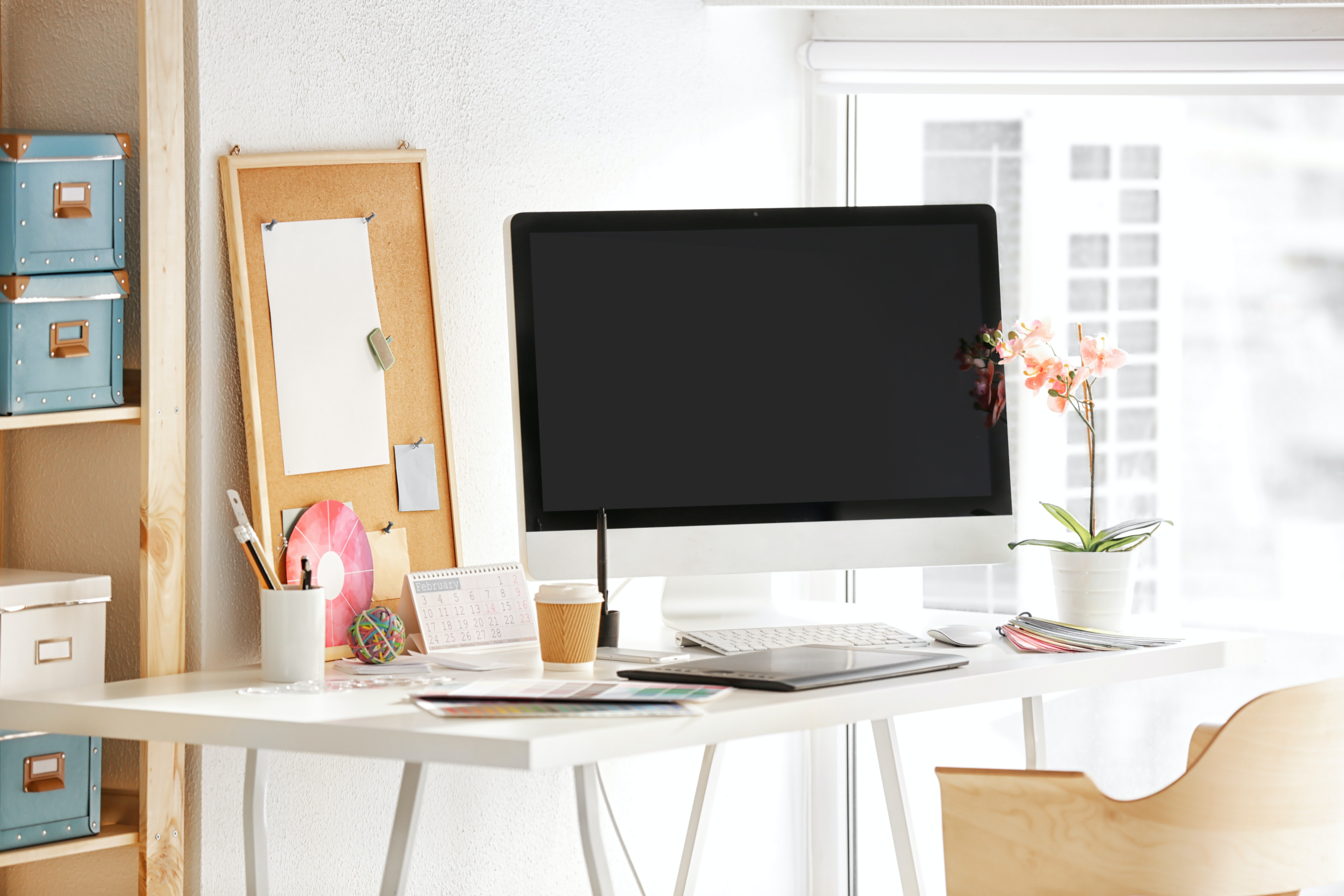 Ikea Com Desk How To Declutter Your Desk According To The Pros At Ikea