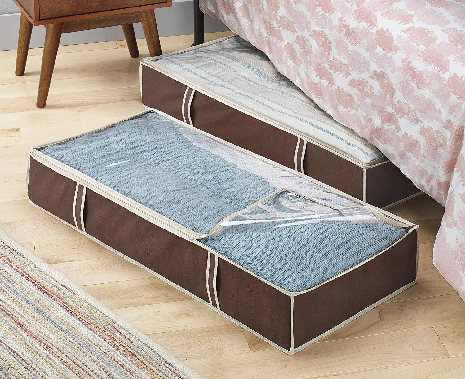 Under Bed Storage Frame The 4 Best Under Bed Storage Organizers