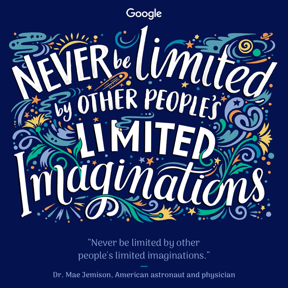Cash Pool Jever Google S International Women S Day 2019 Doodle Features Inspiring