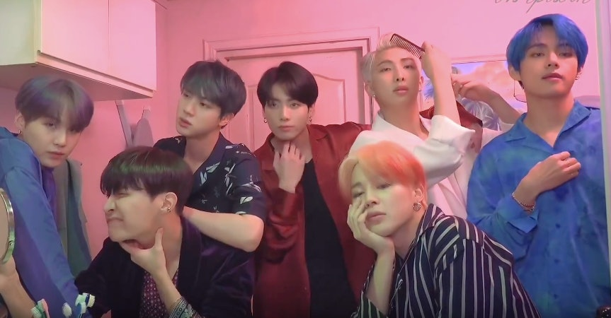 Jungkook Wallpaper Iphone The Behind The Scenes Video Of Bts Mots Persona