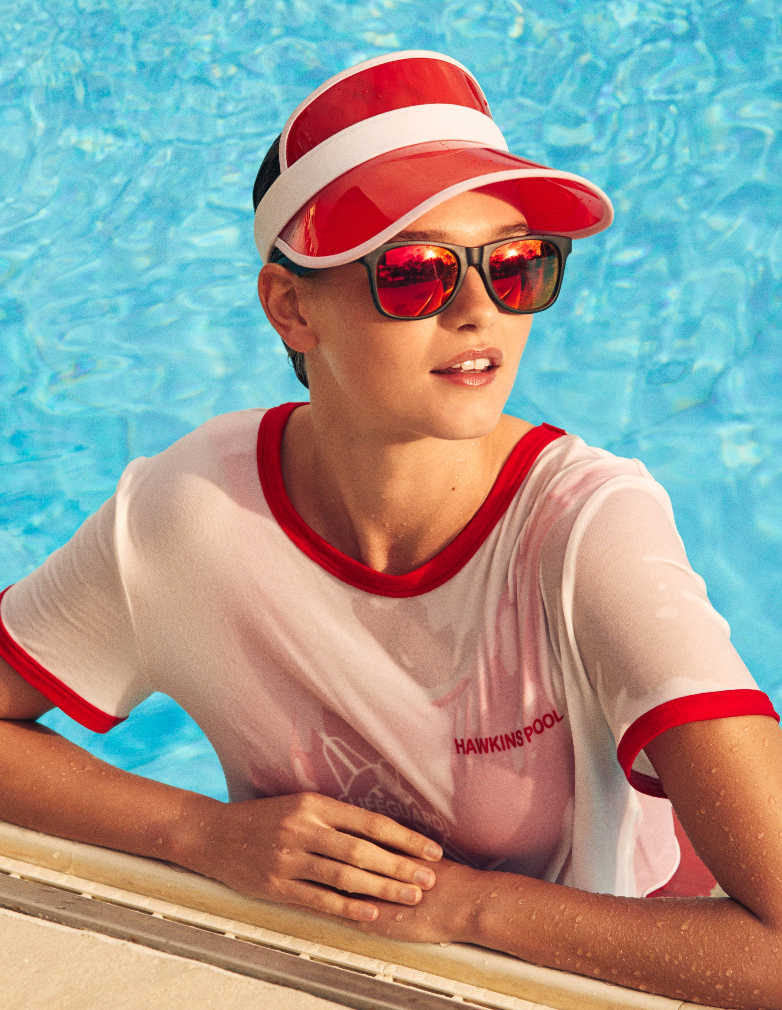 Nouvelle Collection Hm The Stranger Things X H M Collab Will Turn You Into A Lifeguard