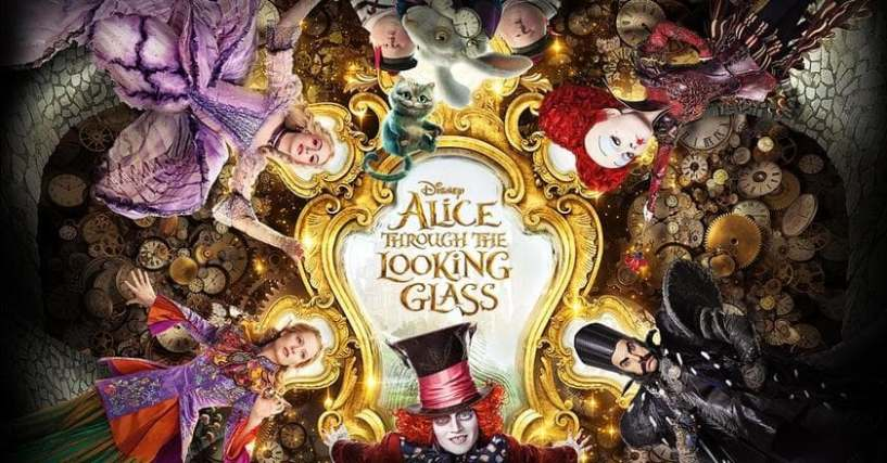 Best Literature Quote Wallpapers Alice Through The Looking Glass Movie Quotes