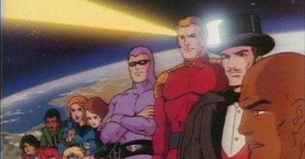 All Defenders Of The Earth Episodes List Of Defenders Of