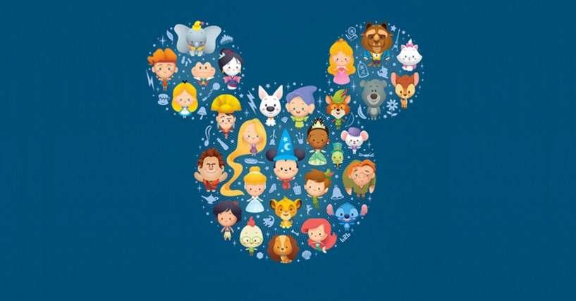 Cute Disney Villains Iphone Wallpaper Plots Of Disney Movies Spelled Out In Emojis