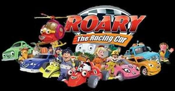 All Roary The Racing Car Episodes List Of Roary The