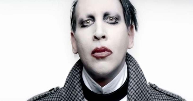 Marilyn Manson Wallpaper Quotes 15 Pictures Of Young Marilyn Manson As A Child
