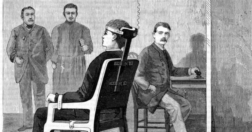 Creepy Things You Didnt Know About The Electric Chair