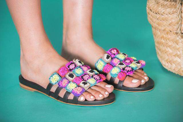 The Best Nail Polish Colors To Wear With Your Sandals
