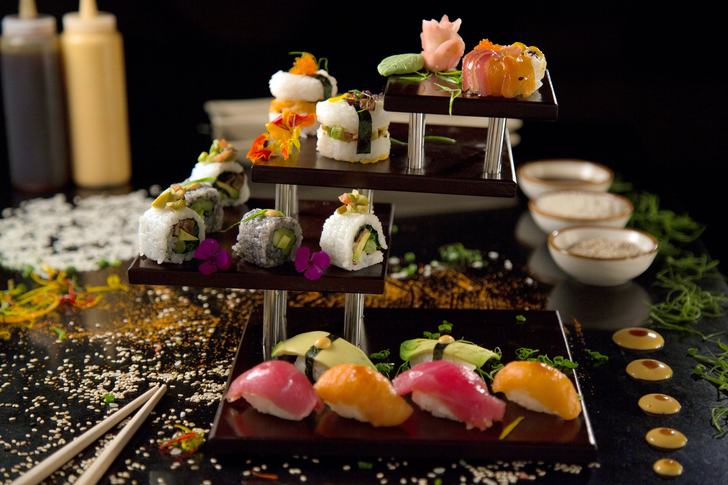 Lunchbuffet Amsterdam This Fine Dining Asian Restaurant Is Offering A Limitless Lunch
