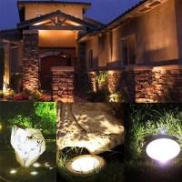 3W LED Waterproof Outdoor In Ground Garden Path Flood ...