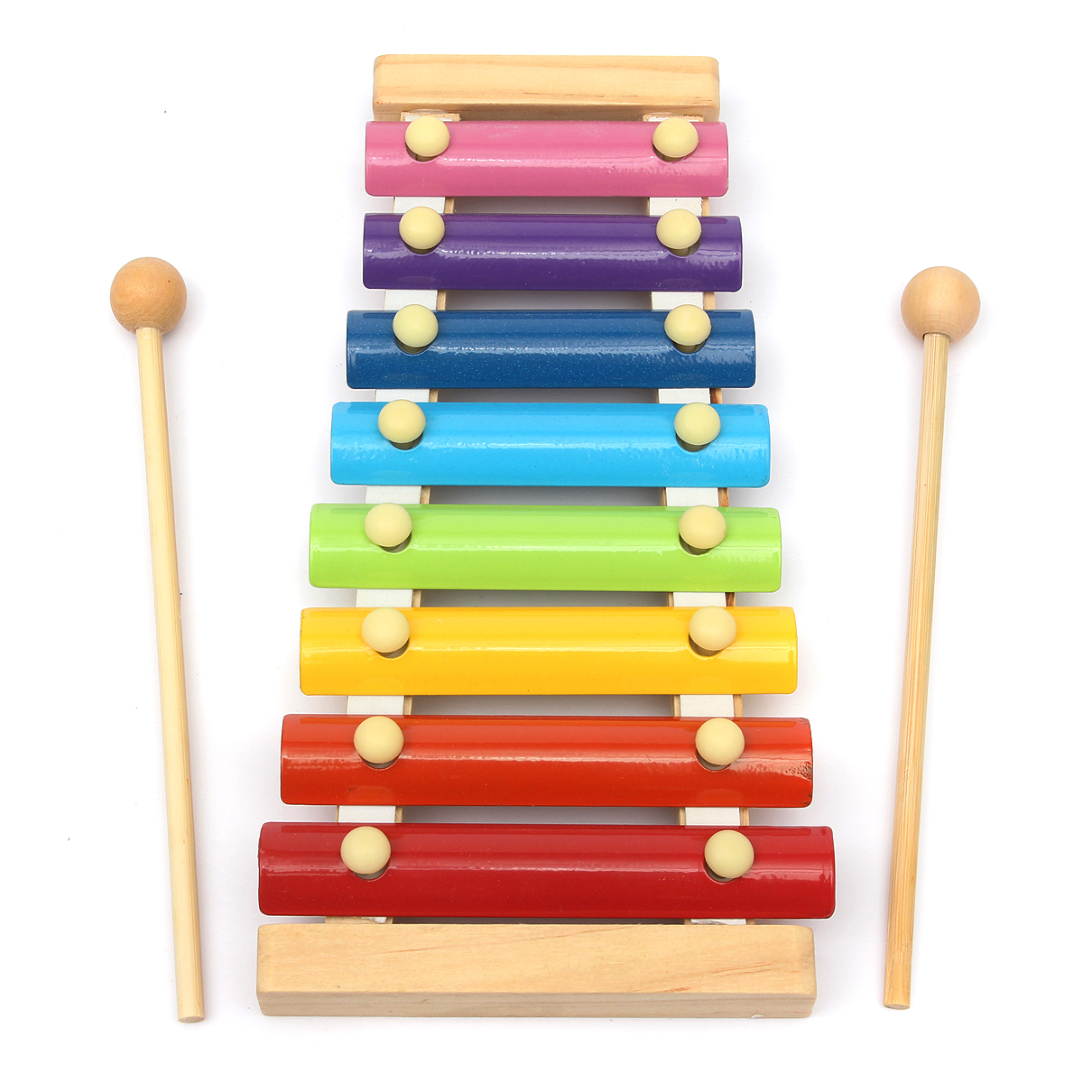 Baby Musical Toys Kids Toys 8 Notes Musical Xylophone Piano Wooden