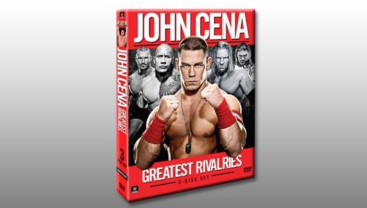 watch john cena greatest rivalries dvd