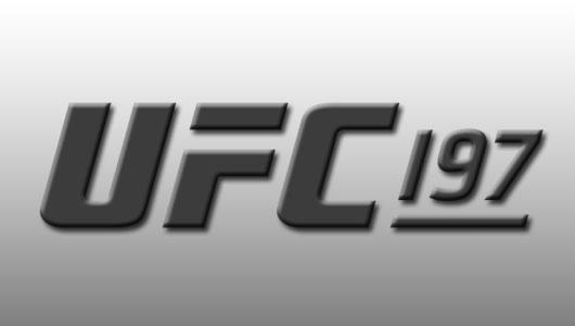 Watch ufc 197
