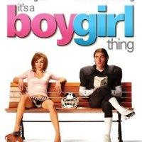 It's A Boy Girl Thing (2006) Hindi Dubbed 720p HEVC HDRip X265 460MB
