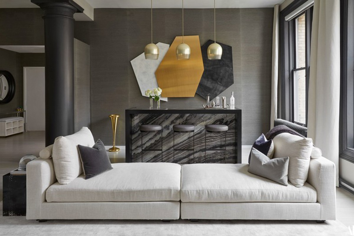 Gray Interior Design New York Staging Company Interior Marketing Group Interior