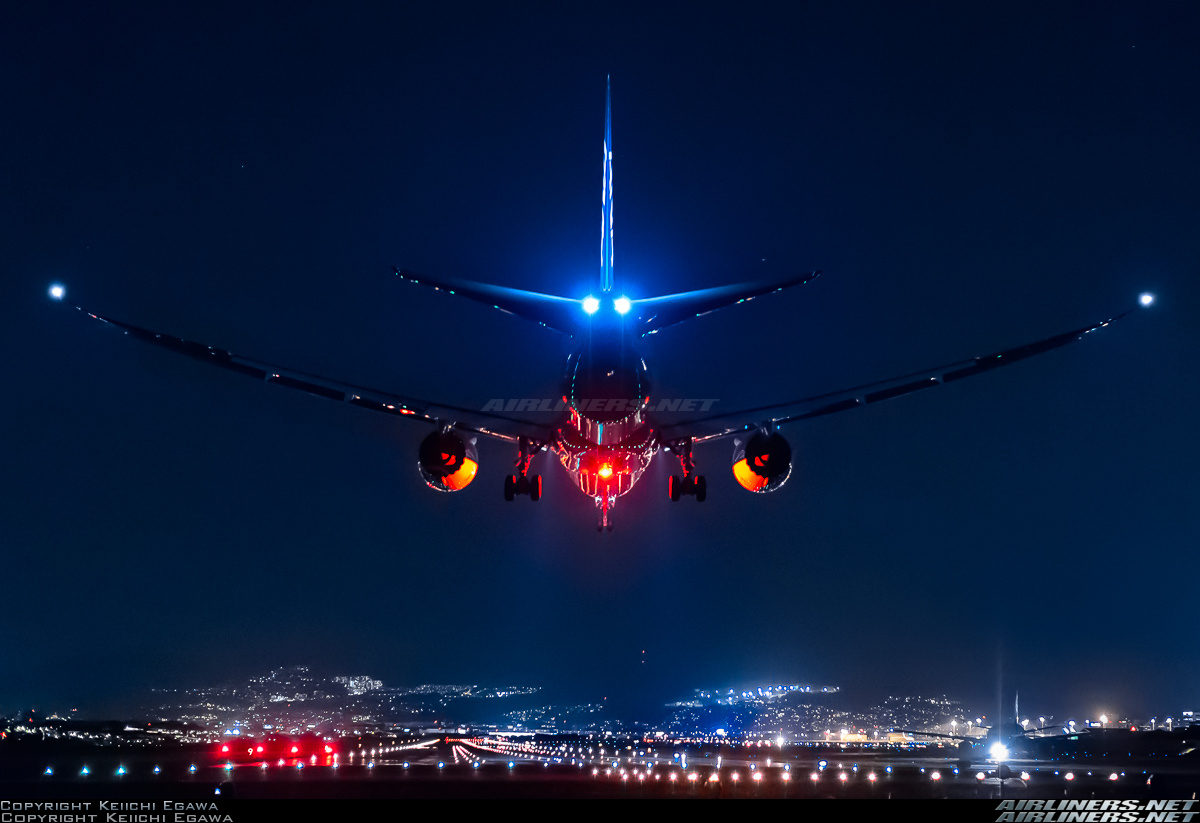 Manchester City Iphone Wallpaper Boeing 787 9 Dreamliner All Nippon Airways Ana