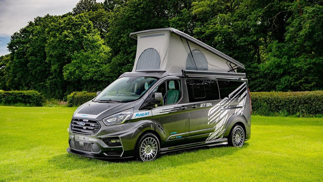 Deko Outlet Holland Aussen Küchenzeile | Ford Transit Ms-rt Custom Campervan